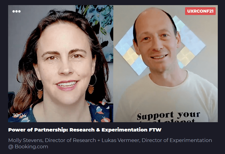 Power of Partnership: Research & Experimentation FTW