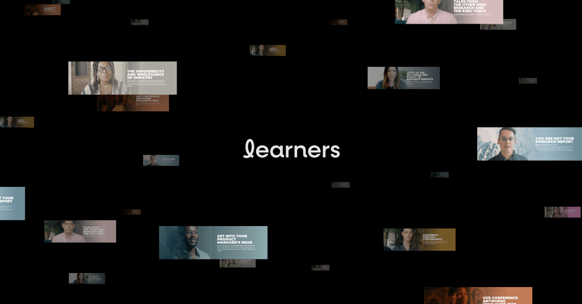 This Week on Learners: May 17—21