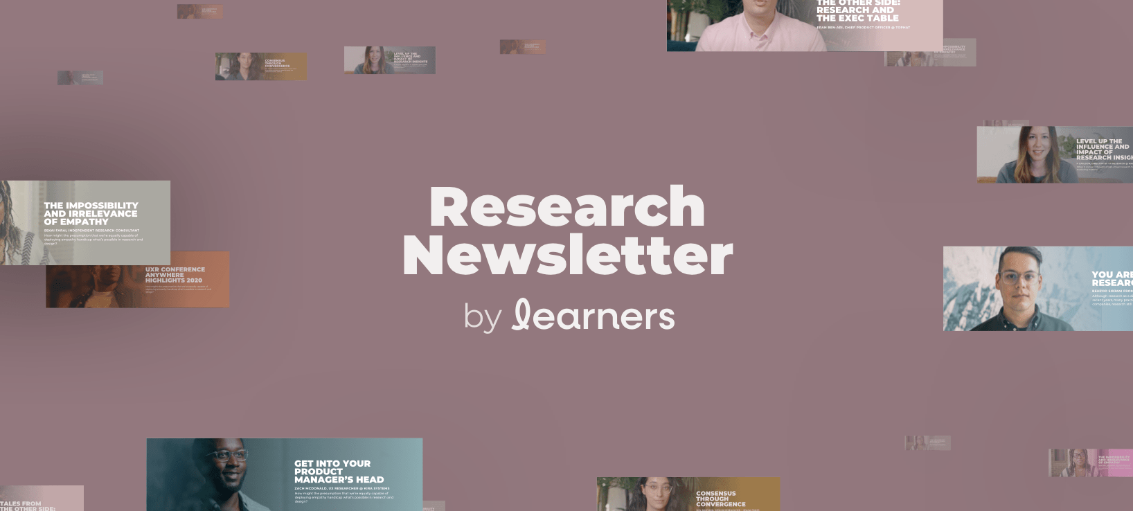 The Research Newsletter by Learners